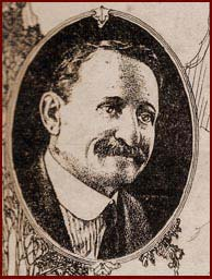 Portrait of Jack Moses