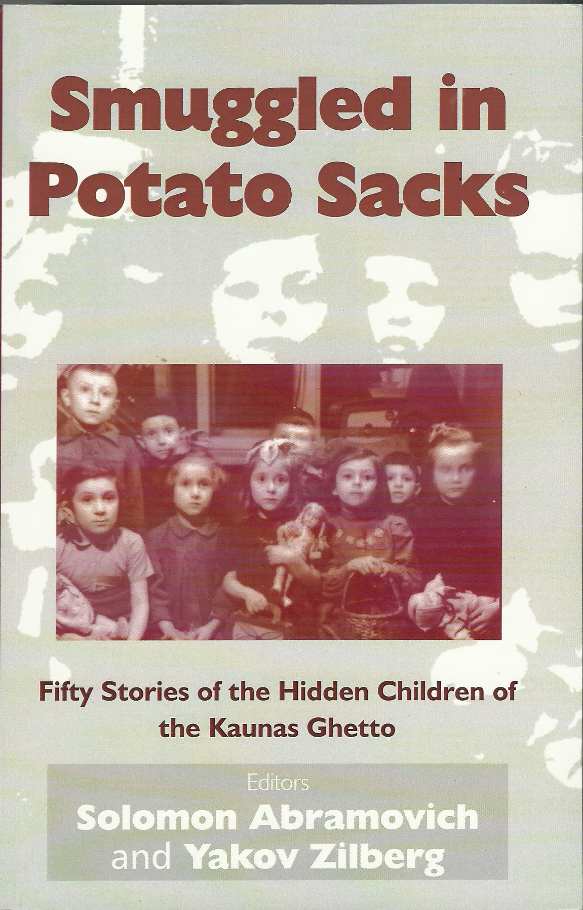 Cover of the book Smuggled in Potato Sacks